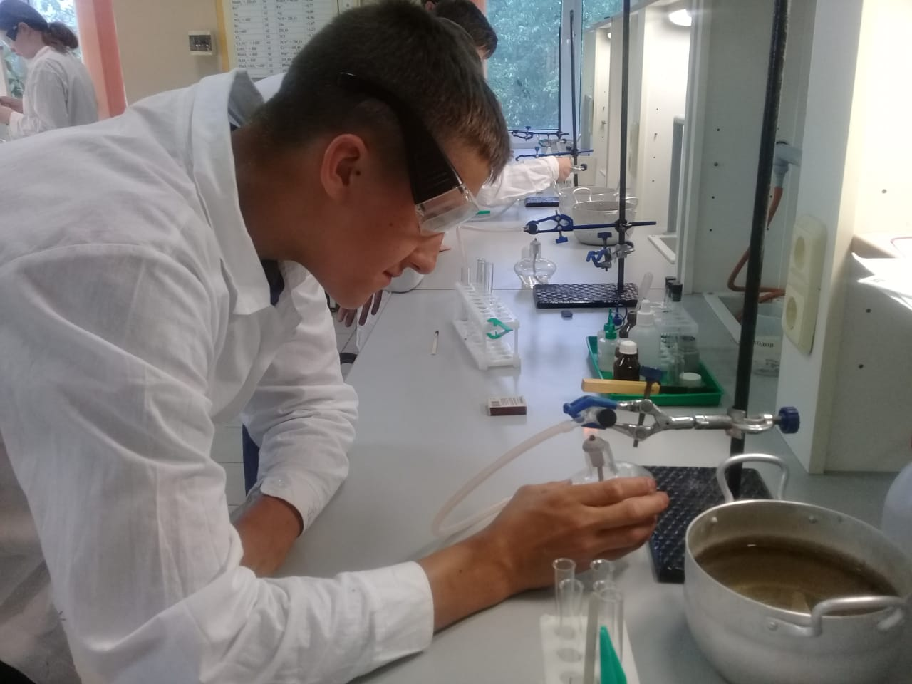 Курсы ОГЭ по Химии